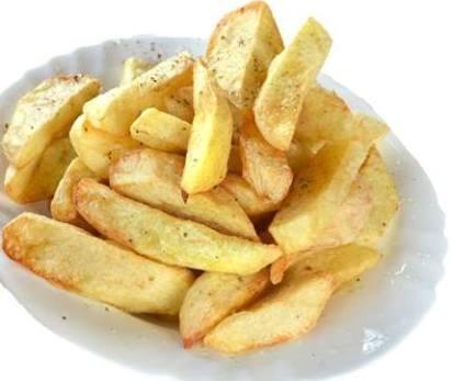 τηγανιτες πατατες 1